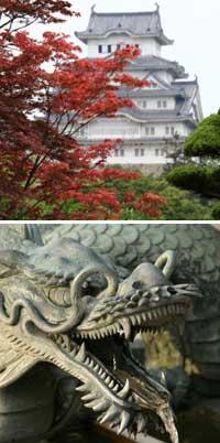 Links Tempel Draak